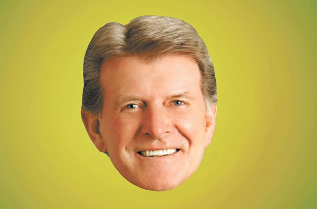 "Idaho Gov. Butch Otter vetoed a medical marijuana related bill in April, saying ""there were too many questions."""