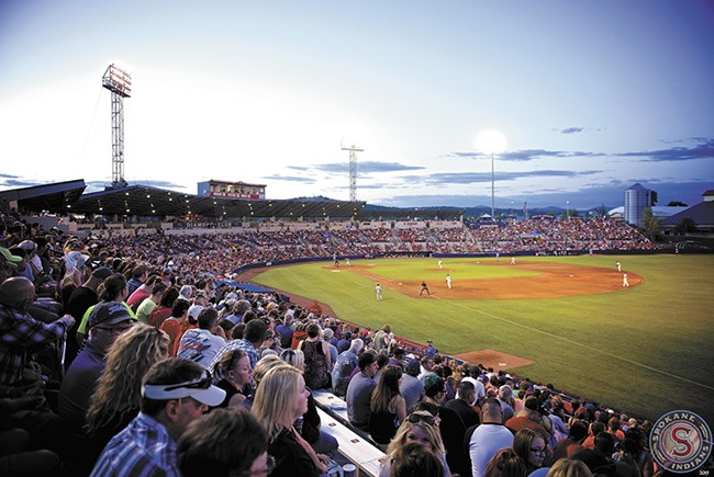 You can expect a packed house at Avista Stadium for the All-Star game on  Aug. 4.