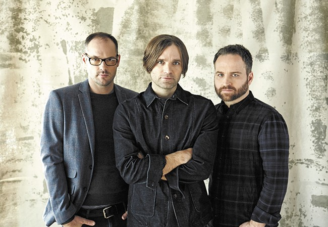 Seattle act Death Cab for Cutie comes to Spokane for the first time since 2009.