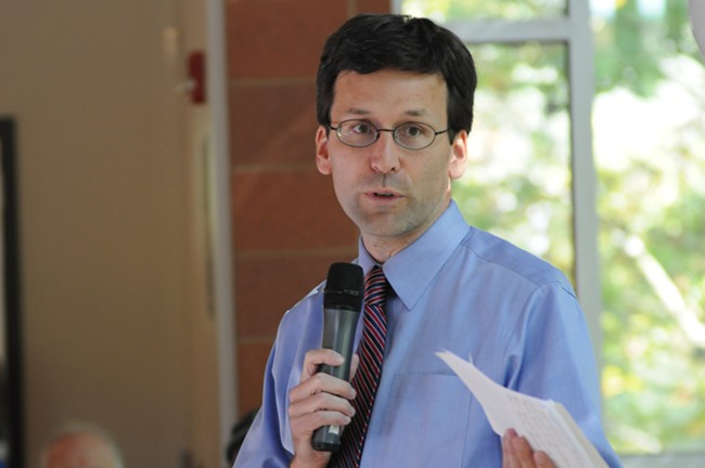 Washington Attorney General Bob Ferguson, a Democrat, has filed a challenge to the state Supreme Court's charter-school ruling.
