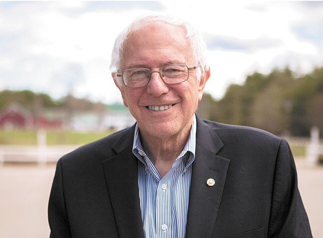 """""""It is unacceptable that Americans pay, by far, the highest prices in the world for prescription drugs,"""" says 2016 presidential candidate Bernie Sanders."""