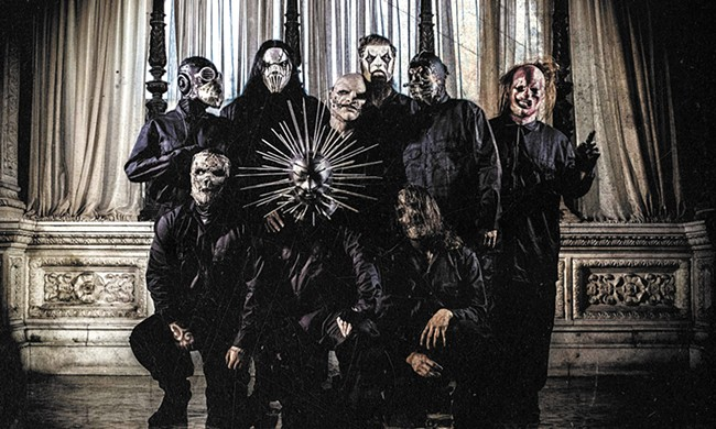 Slipknot headlines Spokane Arena October 20.