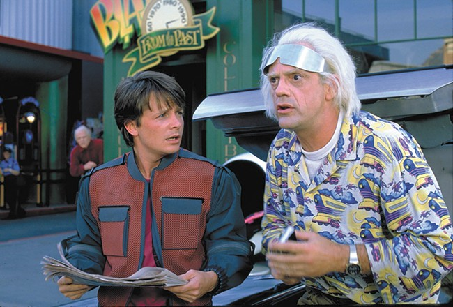 It's 2015 and we still don't have jackets like Michael J. Fox is sporting.