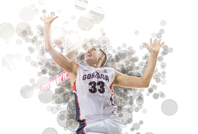 Gonzaga's Kyle Wiltjer is a preseason Player of the Year candidate.