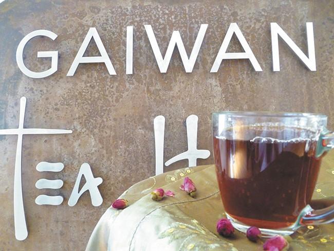 Gaiwan Tea House in Coeur d'Alene features 70 different teas.