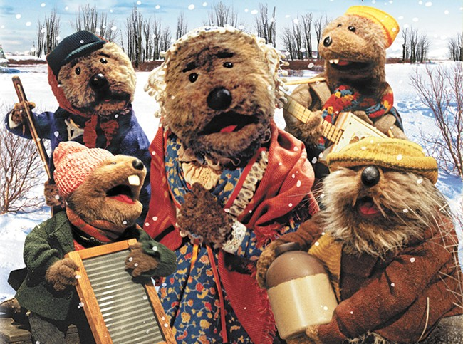 Emmet Otter's Jug-Band Christmas is a must-see, every year.