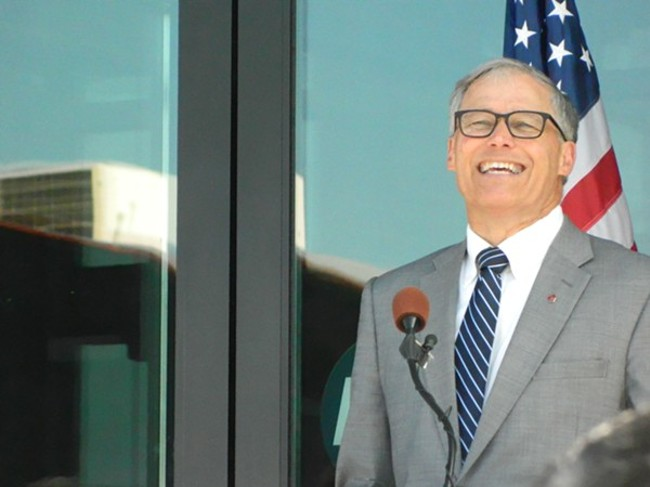 Gov. Jay Inslee tapped Spokane City Council member Jon Synder for a newly created job in Olympia.