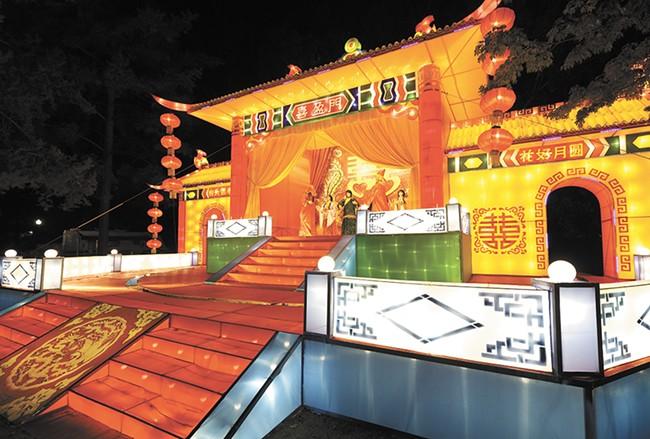 Chinese Lantern Festival - YOUNG KWAK
