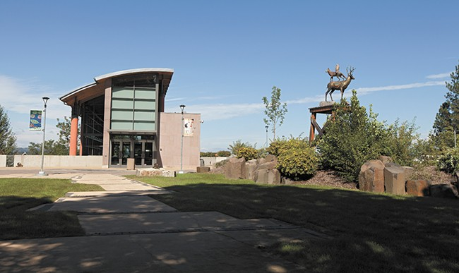 The Northwest Museum of Arts and Culture, located in Spokane's Browne's Addition neighborhood. - YOUNG KWAK