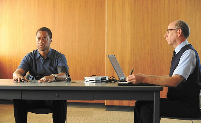 Spokane favorite Cuba Gooding Jr. has the pleasure of playing O.J. Simpson.