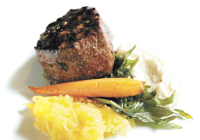 Filet mignon from Masselow's