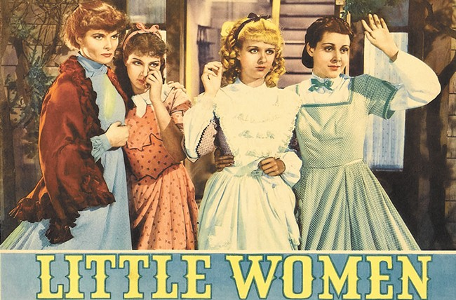 Little Women opens at the Spokane Civic Theatre on the first day of Restaurant Week.