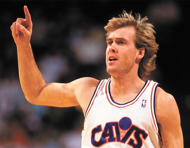 Craig Ehlo spent 14 years in the NBA, often guarding Michael Jordan.