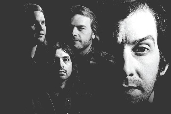 The Sword headline March 28 at The Pin!