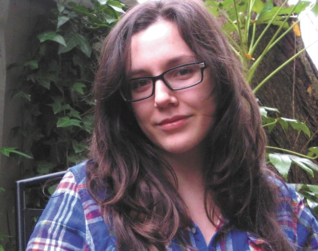 Elissa Washuta will read at Pie and Whiskey during Get Lit!