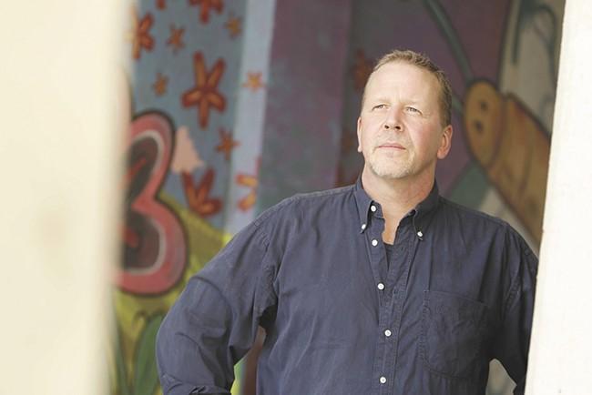 Samuel Ligon, an EWU professor, has released a new novel and a collection of short stories. - YOUNG KWAK