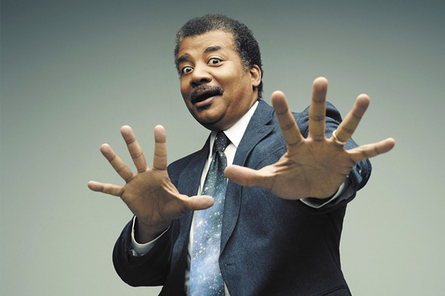 Neil deGrasse Tyson is here to blow your mind.