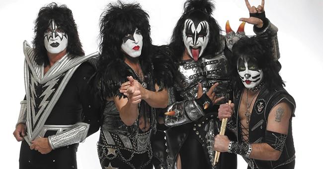 KISS hits Spokane Arena July 15.