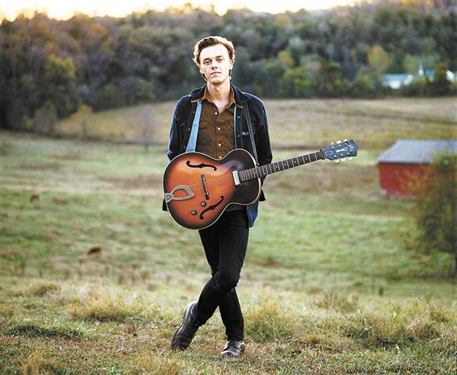 Don't mistake Parker Millsap for some retro-obsessed singer-songwriter.