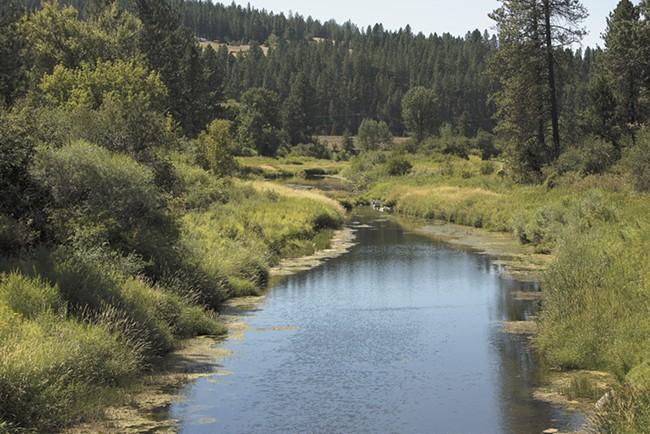 The history of the neighborhood's namesake creek name is conflicted. - YOUNG KWAK