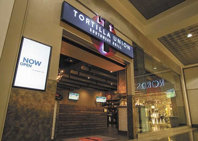 The new Tortilla Union is now open. - JEFF FERGUSON