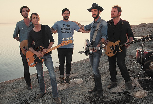 Band of Horses' new album proves that sometimes you have to go back to go forward.