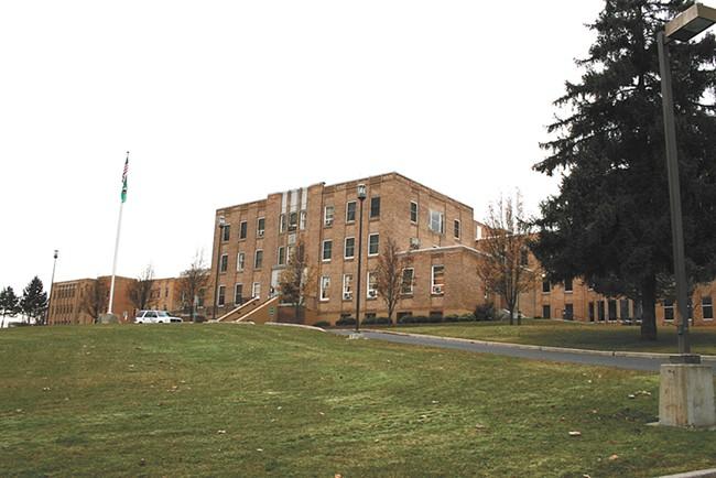 Eastern State Hospital in Medical Lake