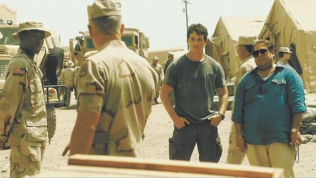 Miles Teller and Jonah Hill are the War Dogs.