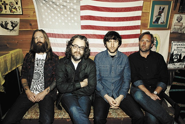 Let Minus the Bear fill you with nostalgia this Sunday at the Knitting Factory.