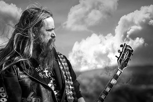 Zakk Wylde's guitar skills even make Ozzy Osbourne swoon. - JUSTIN REICH