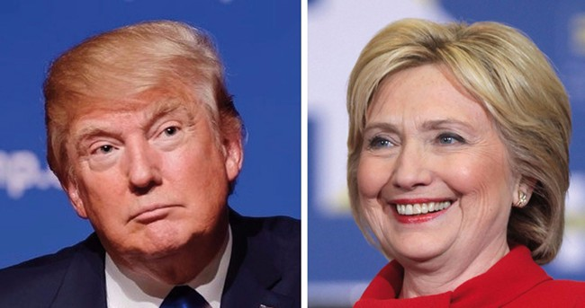 The first presidential debate featured some nasty remarks aimed at overweight bloggers.