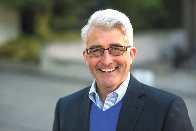 Inslee's Republican challenger, Bill Bryant, hits the governor for failing to develop a plan to fully fund education — but Bryant hasn't developed such a plan either.