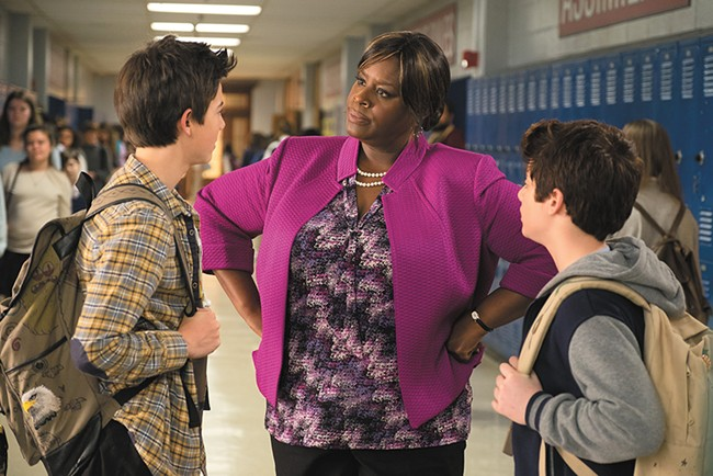Retta is the law in this middle school.