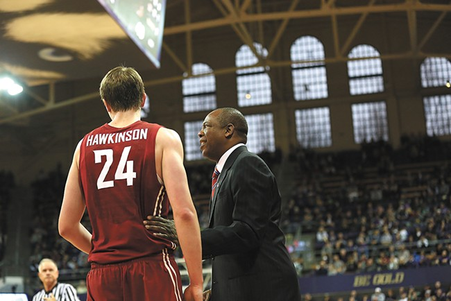 Josh Hawkinson will be a big part of coach Ernie Kent's restructured offense.
