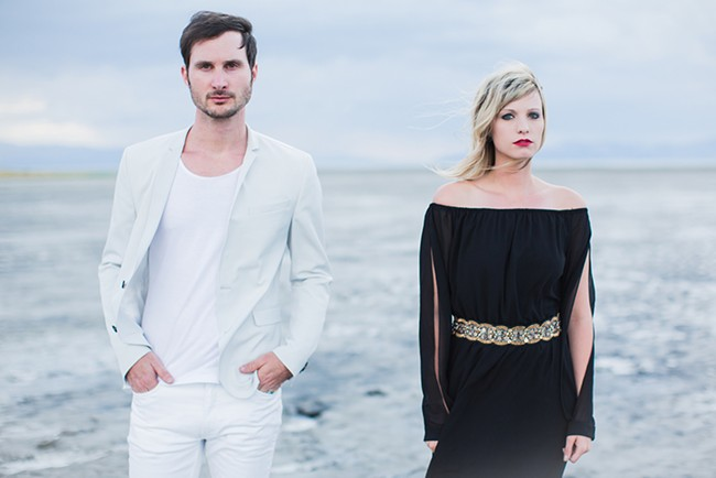 The Sweeplings play a holiday show in Spokane on Dec. 9.