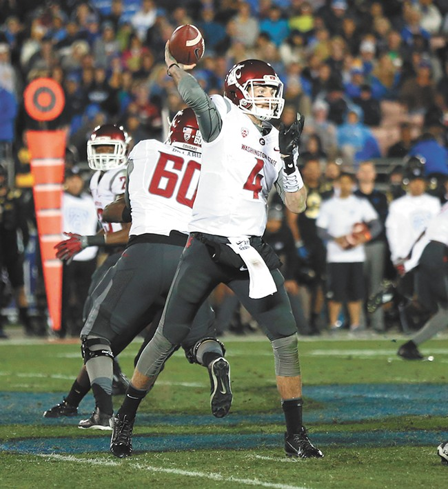 Luke Falk - WSU ATHLETICS