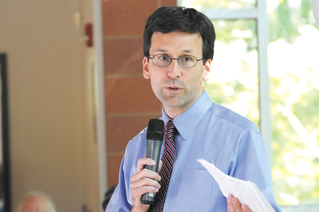 Washington's Attorney General, Bob Ferguson