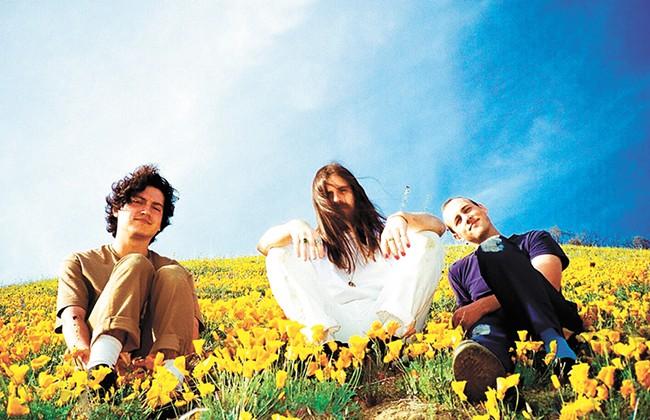 Meatbodies' new album, Alice, has echoes of late-era Beatles crossed with Black Sabbath. - ADA RAJKOVIC