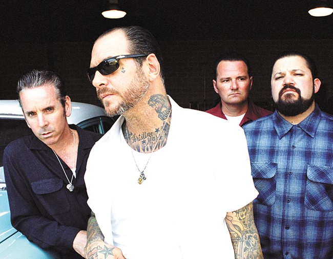 Social Distortion goes deep on the long-running band's new music.