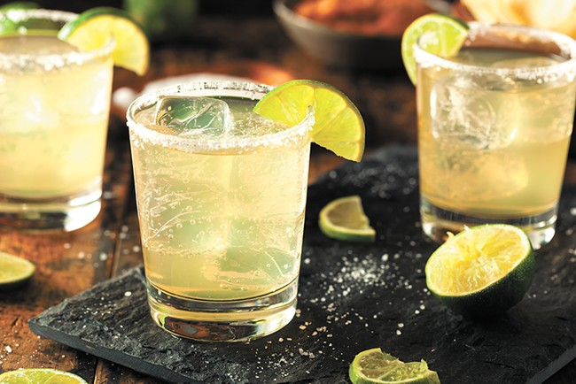 Remember to get an Uber after you tip back a few margaritas this May 5.