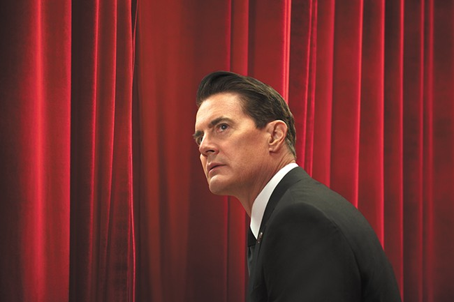 Kyle MacLachlan returns as Agent Dale Cooper