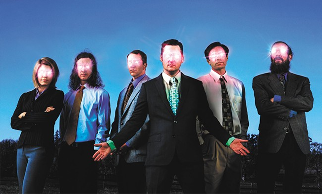 Modest Mouse headlines a sold-out show at the Knitting Factory May 23.