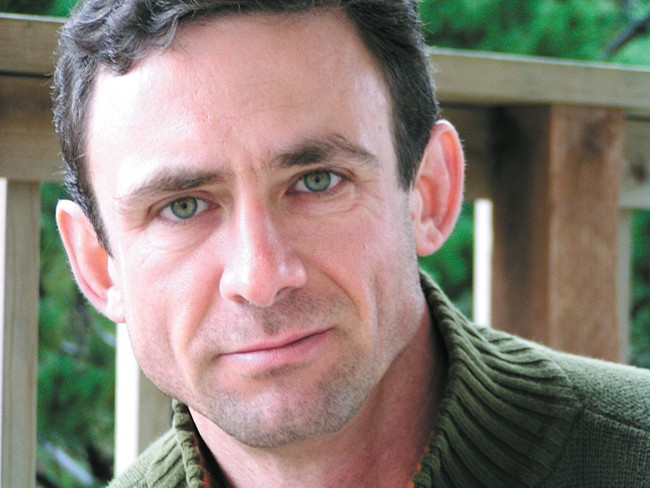 Chuck Palahniuk has published 22 books, including, famously, Fight Club.