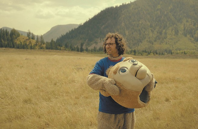 Kyle Mooney is liberated from his underground bunker in the fish-out-of-water comedy Brigsby Bear.