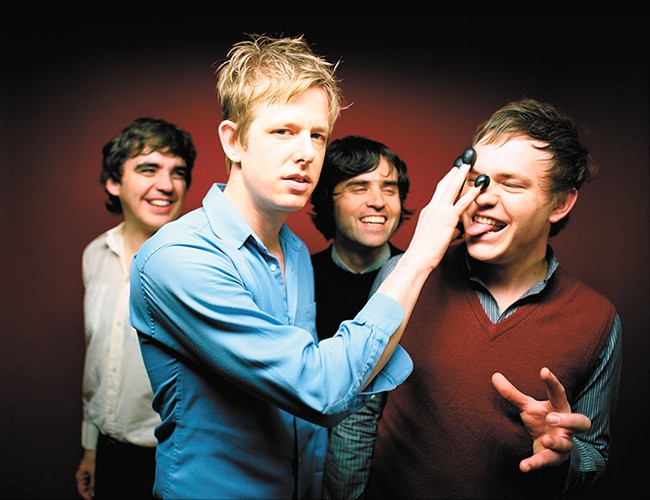 Spoon stops at the Knitting Factory on Aug. 28.
