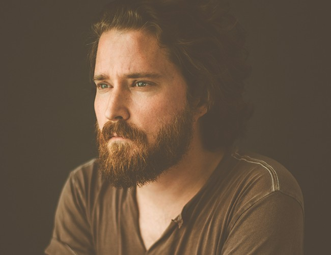 Christopher Paul Stelling plays the Bartlett on Friday. - JOSH WOOL