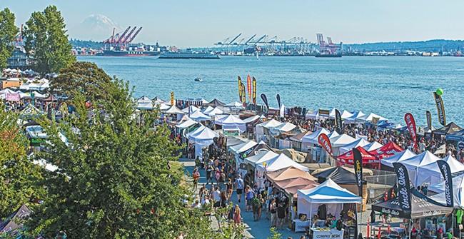 Seattle's Hempfest