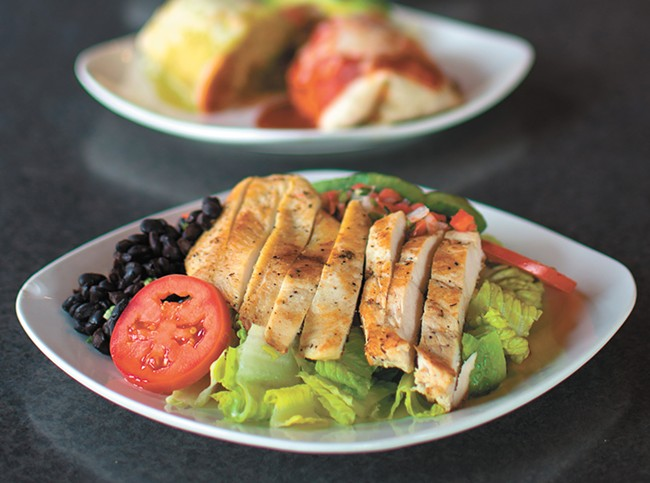 De Leon's new spot showcases northern Mexican flavors. - STUART DANFORD