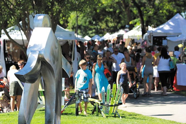 Art on the Green