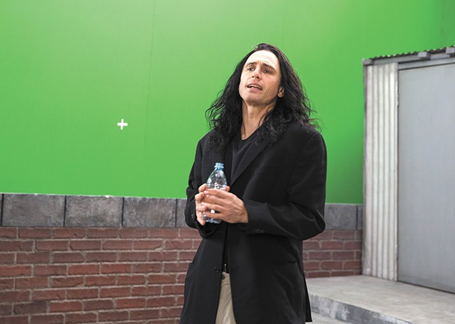James Franco shines as actor and director this time around.